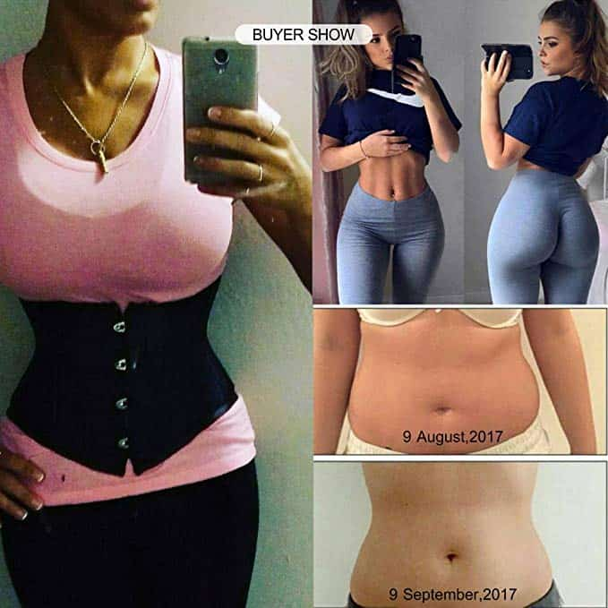 best extreme waist trainer